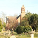Christchurch Gally Hill Road Church Crookham