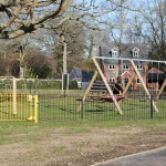 Church Crookham Playpark at Hightrees