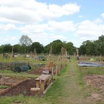 Church Crookham Allotments 1