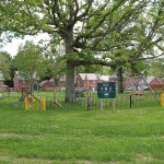Church Crookham Play ground - Hightrees