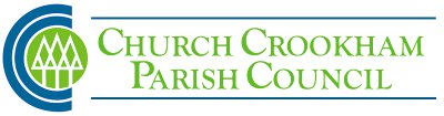 Church Crookham Parish Council logo